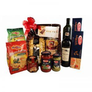 Bellissimo – Christmas Pasta Gift Basket