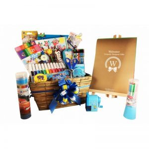Boy Creativity – Back to School Christmas Gift Basket