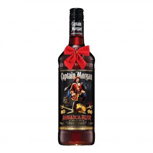 Captain Morgan Dark Rum 700ml – Christmas Gift