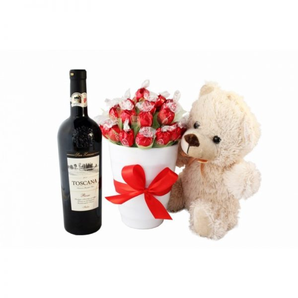Celebrate Endless Love Sweet Bouquet - Christmas Gift
