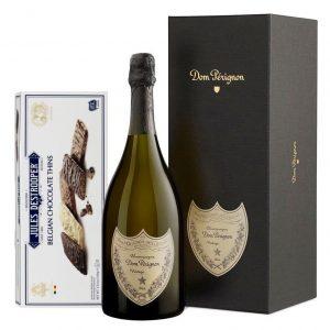 Dom Perignon & Jules Destrooper – Christmas Gift