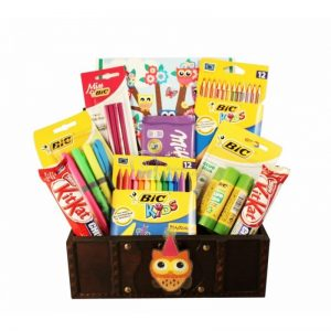 Full of Fun – Back to School Christmas Gift Basket