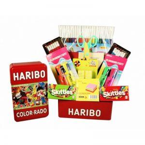 Going To School with Haribo – Christmas Gift