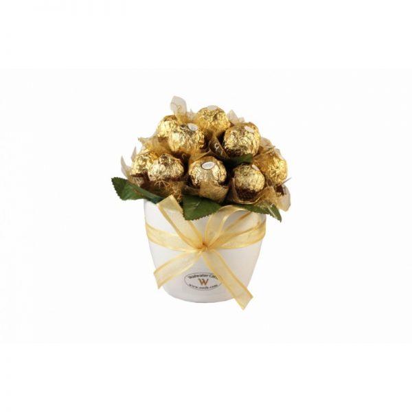 Golden Sweet Bouquet - Christmas Gift