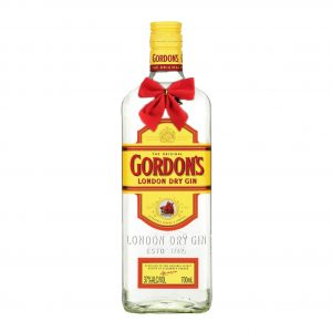 Gordon's Dry Gin London 700ml – Christmas Gift