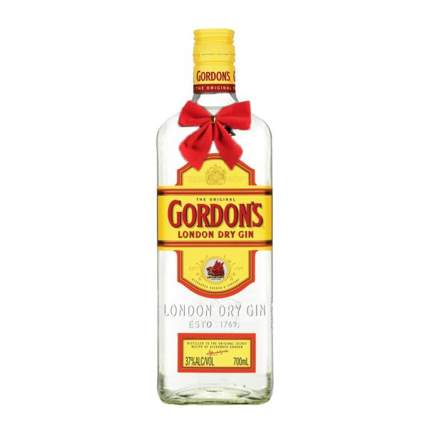 Gordon's Dry Gin London 700ml - Christmas Gift
