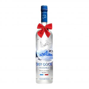 Grey Goose French Grain Vodka 700ml – Christmas Gift