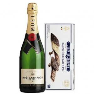 Moet Chandon & Jules Destrooper – Christmas Gift
