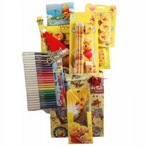 Pooh School Creative Set Large – Christmas Gift
