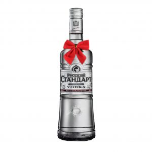 Russian Standard Vodka 700ml – Christmas Gift