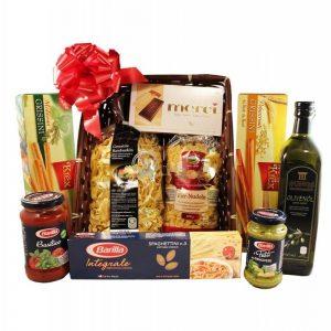 Spirito Mediterraneo – Pasta Gift Basket Christmas Gift