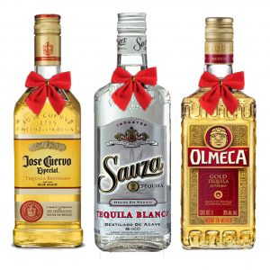 Trio Tequilas Gift Set – Christmas Gift
