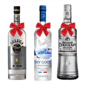 Trio Vodka – Christmas Gift