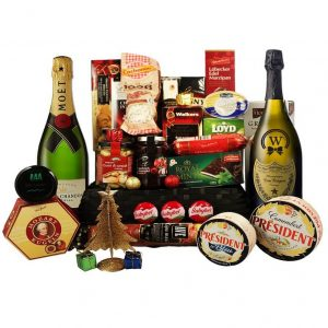 Ambassador Treat Basket – Christmas Gift