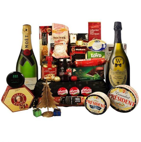 Ambassador Treat Basket - Christmas Gift