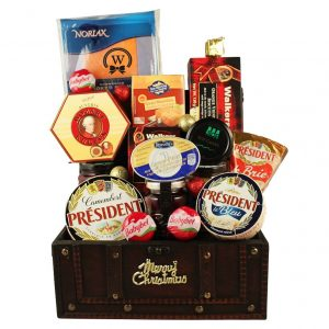 Appreciate Christmas Gift Basket