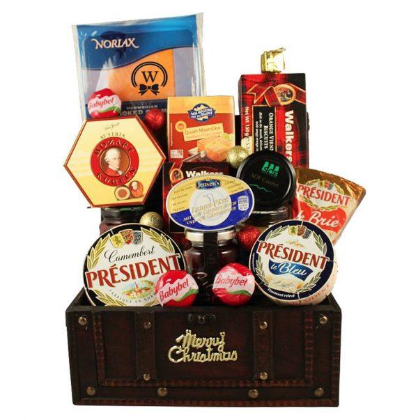 Appreciate Christmas Gift Basket