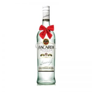 Bacardi Superior Rum Puerto Rico 700ml – Christmas Gift
