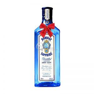 Bombay Sapphire Gin 700ml – Christmas Gift