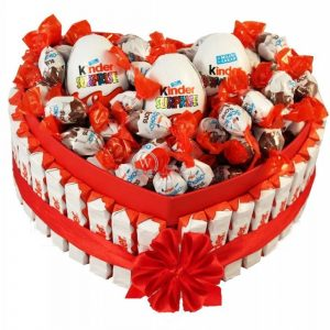 Bostjan's Heart Shape Kinder – Christmas Gift
