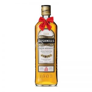 Bushmills Original Blended Irish Whiskey 700ml – Christmas Gift