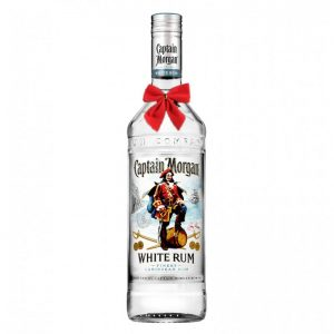 Captain Morgan White Rum 700ml – Christmas Gift