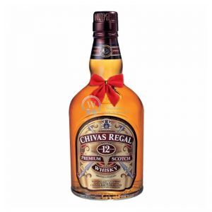 Chivas Regal 12 Year Old Blended Scotch 700ml – Christmas Gift