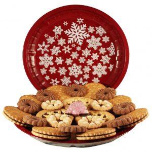 Christmas Cookies Platter – Christmas Gift