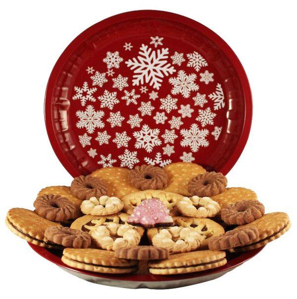 Christmas Cookies Platter - Christmas Gift