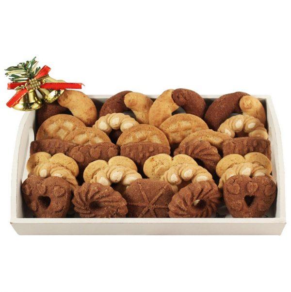 Christmas Cookies Tray Gift