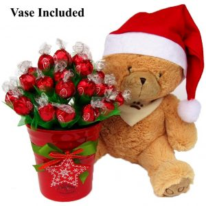 Christmas Teddy Wishes Gift