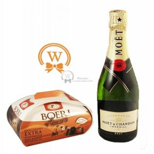 Classic Business Gift With Moet – Christmas Gift