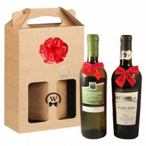 Classic Dual Italian Wines – Christmas Gift Set