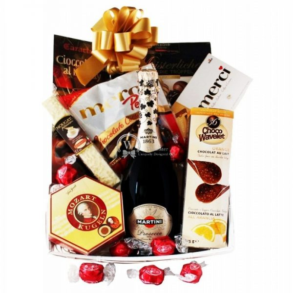 Classic Europe - Wine Christmas Gift