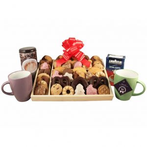 Coffee Breakfast – Coffee Christmas Gift Basket