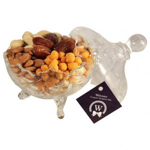 Dried Fruits And Nuts Royal Platter – Christmas Gift