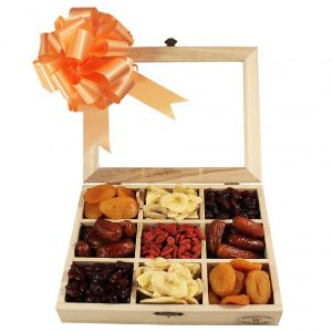 Dried Fruits Kit – Dried Fruits Christmas Gift Basket