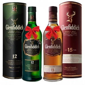 Duo Glenfiddich – Christmas Gift