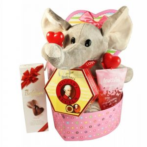 Elephant Hugs – Christmas Gift For Girls