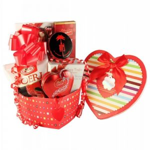 Forever Love – Chocolate Christmas Gift Box