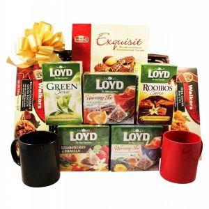 Fresh British Morning – Tea Christmas Gift Basket