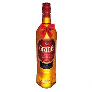 Grant's Family Reserve Blended Scotch Whiskey 700ml – Christmas Gift