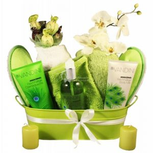 Green Days Passion – Spa Christmas Gift Basket