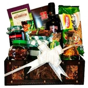 Healthy Gift Basket – Christmas Gift