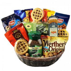 Christmas Goods – Christmas Gift Basket