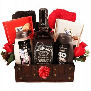 Jack, My Man – Christmas Gift Baskets For Him