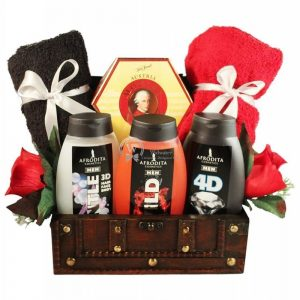 Just for Men – Luxury Christmas Gift Bask