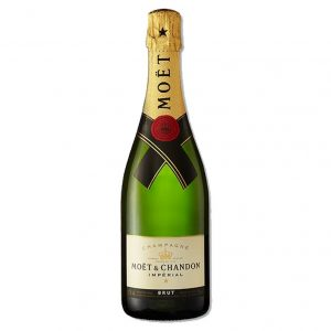 Moet & Chandon Brut Imperial Champagne 750ml – Christmas Gift