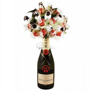 Moet Chocolate Topper – Christmas Gift