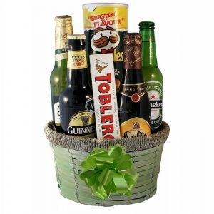 Mo's Pub – Beer Christmas Gift Basket